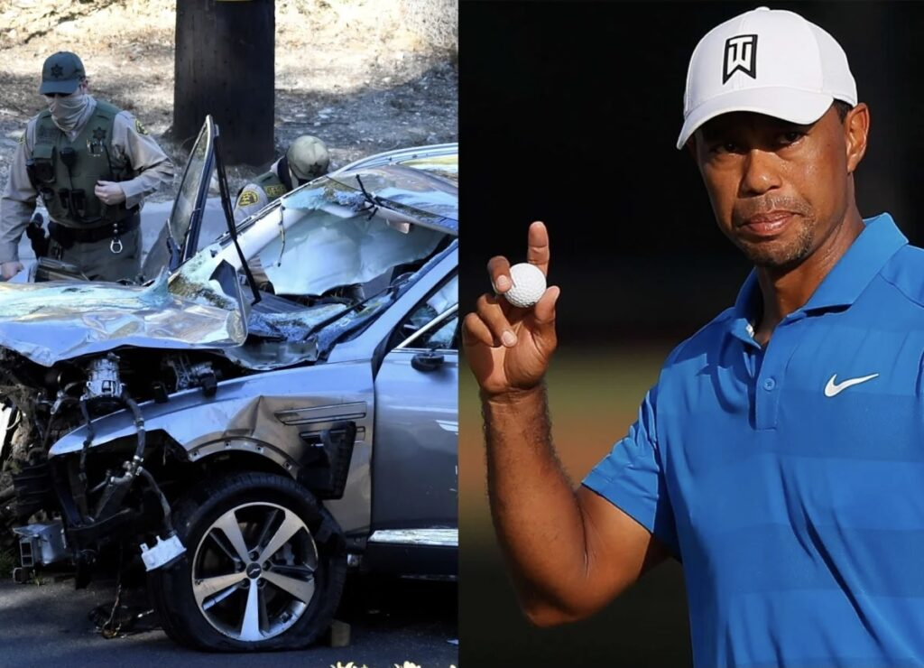 Tiger Woods 'Recovering' After Surgery Following Roll-over ...
